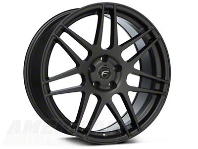 Gunmetal Forgestar F14 Monoblock Wheel - 20x9 (05-14 All)