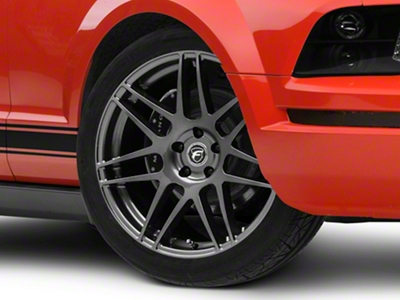 Forgestar F14 Monoblock Gunmetal Wheel - 20x9 (05-14 All)