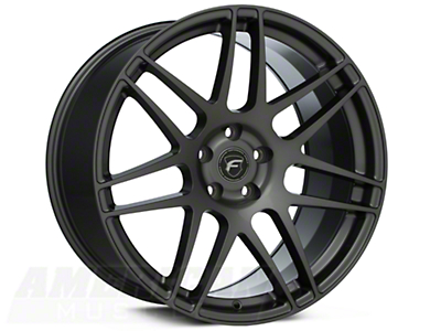 Gunmetal Forgestar F14 Deep Concave Monoblock Wheel - 20x11 (05-14 All)