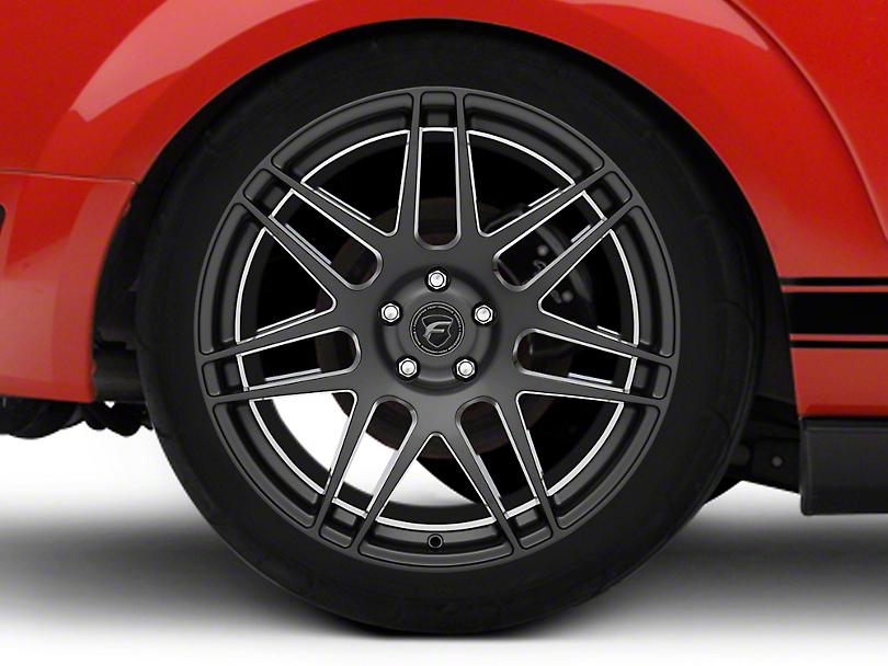 Forgestar F14 Monoblock Deep Concave Monoblock Gunmetal Wheel - 20x11 (05-14 All)