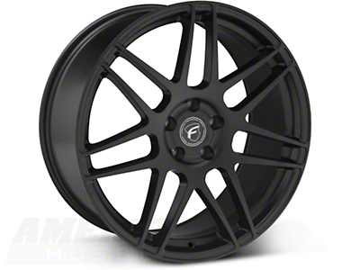 Matte Black Forgestar F14 Monoblock Wheel - 20x9 (05-14 All)