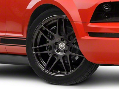 Forgestar F14 Monoblock Matte Black Wheel - 20x9 (05-14 All)