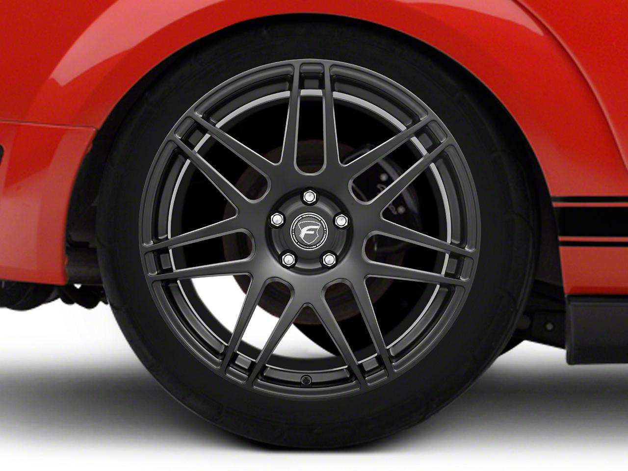 Forgestar F14 Deep Concave Monoblock Matte Black Wheel - 20x11 (05-14 All)