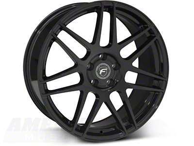 Piano Black Forgestar F14 Monoblock Wheel - 20x9 (05-14 All)