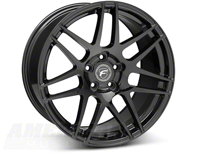 Piano Black Forgestar F14 Deep Concave Monoblock Wheel - 20x11 (05-14 All)