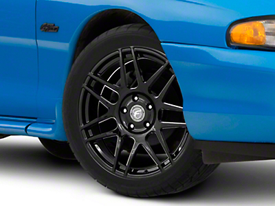 Forgestar F14 Monoblock Piano Black Wheel - 18x9 (94-04 All)