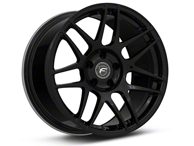 Piano Black Forgestar F14 Monoblock Wheel - 18x10 (94-04 All)