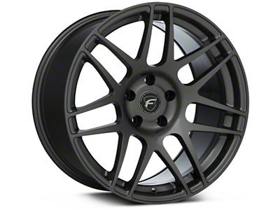 Gunmetal Forgestar F14 Monoblock Wheel - 18x10 (94-04 All)