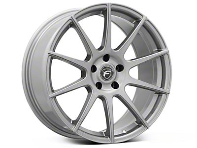 Gunmetal Forgestar CF10 Monoblock Wheel - 19x9 (05-14 All)