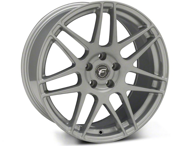 Forgestar F14 Monoblock Silver Wheel - 19x9 (05-14 All)