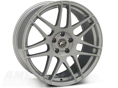 Silver Forgestar F14 Monoblock Wheel - 19x10 (05-14 All)