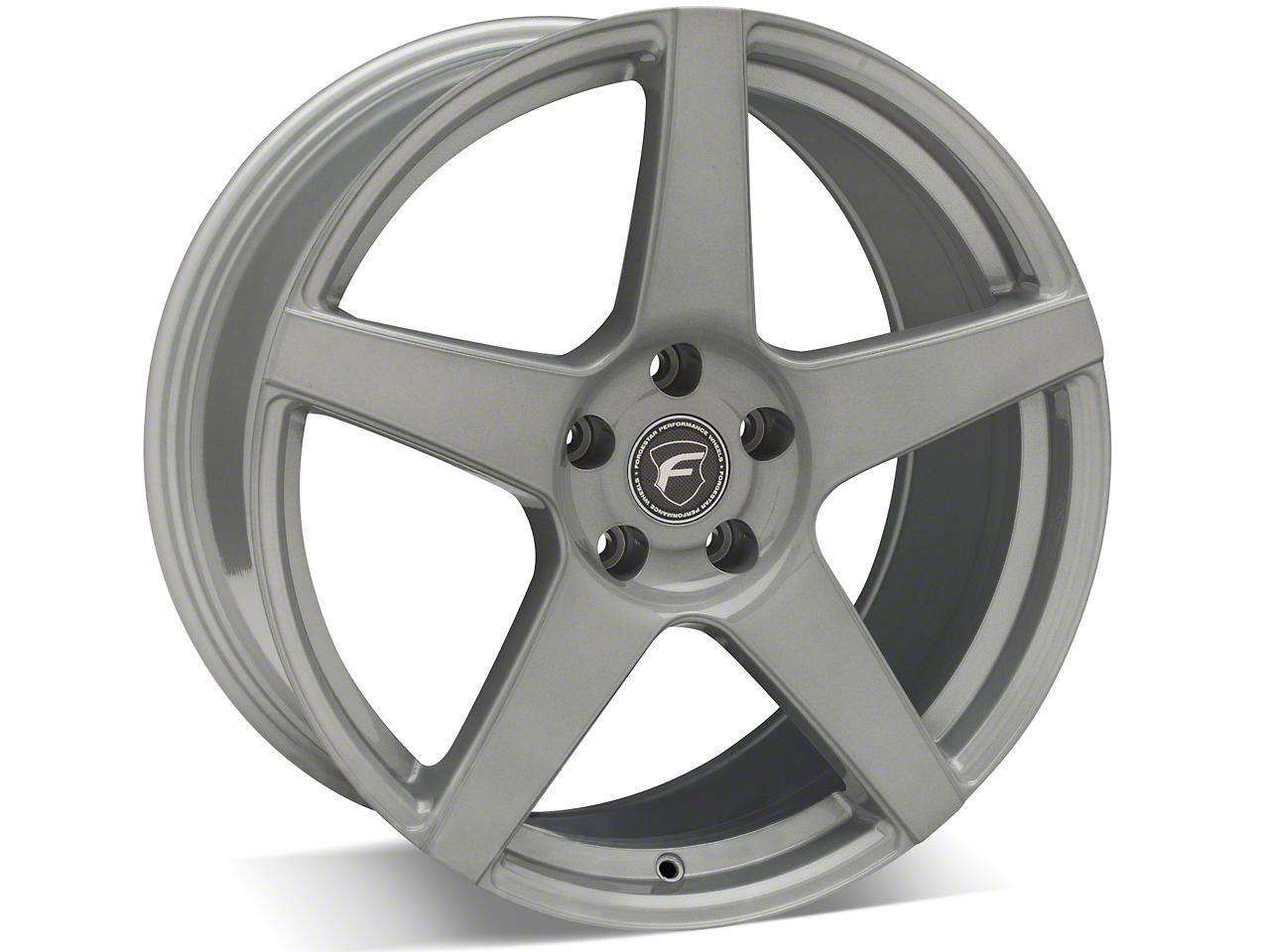 Forgestar CF5 Monoblock Silver Wheel - 19x9 (15-16 All)