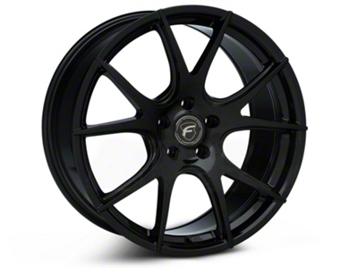 Forgestar CF5V Monoblock Piano Black Wheel - 19x9 (05-14 All)