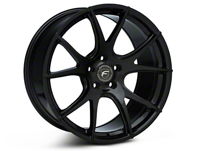Forgestar CF5V Monoblock Piano Black Wheel - 19x10 (15-16 All)