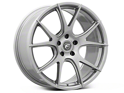 Gunmetal Forgestar CF5V Monoblock Wheel - 19x9 (05-14 All)