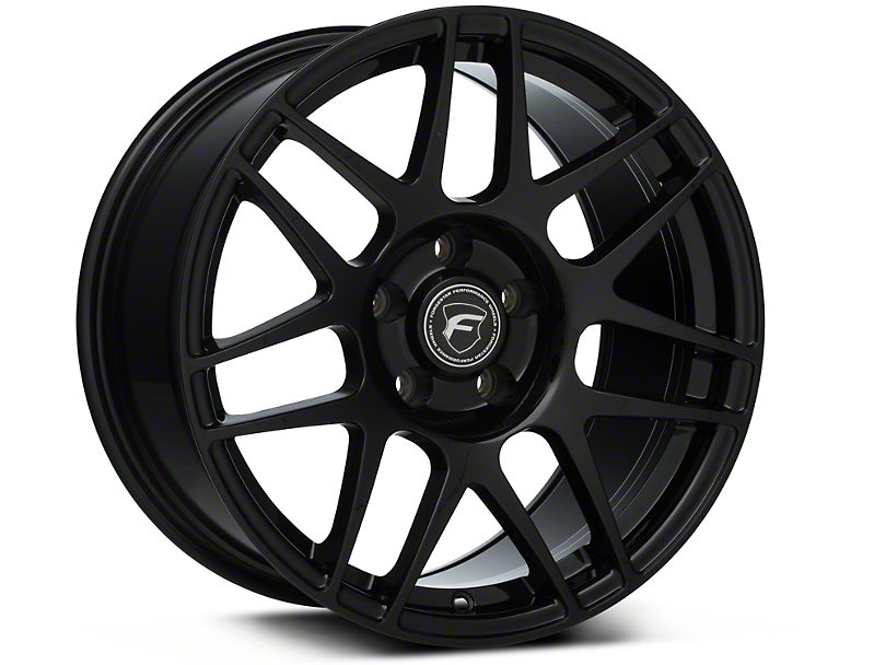 Forgestar F14 Monoblock Piano Black Wheel - 17x9 (94-04 All)