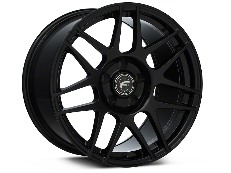 Forgestar F14 Monoblock Piano Black Wheel - 17x10.5 (94-04 All)