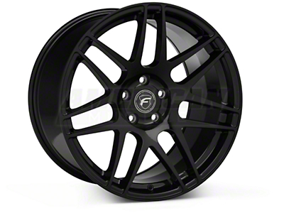 Forgestar F14 Monoblock Piano Black Wheel - 19x11 (05-14 All)