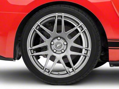 Forgestar F14 Monoblock Gunmetal Wheel - 19x11 (2015 All)