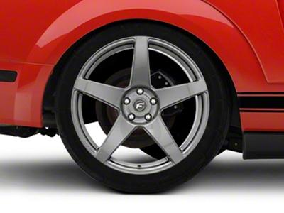 Forgestar CF5 Monoblock Gunmetal Wheel - 20x11 (05-14 All)