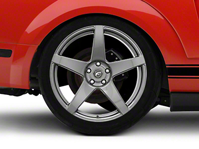 Forgestar CF5 Gunmetal Wheel - 20x11 (05-14 All)