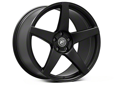 Forgestar CF5 Matte Black Wheel - 20x11 (05-14 All)