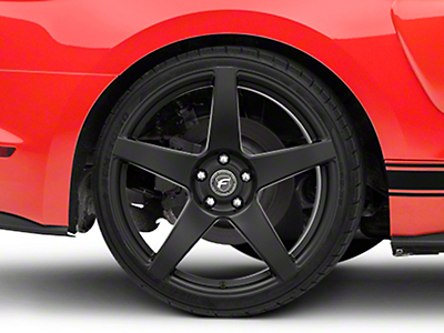 Forgestar CF5 Monoblock Matte Black Wheel - 20x11 (15-16 All)