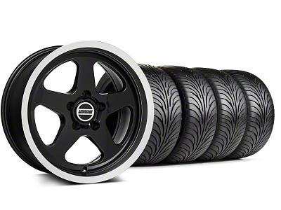 SC Style Black Wheel & Sumitomo Tire Kit - 17x9 (94-98 All)