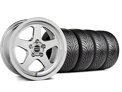 SC Style Chrome Wheel & Sumitomo Tire Kit - 17x9 (99-04 All)