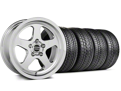Staggered SC Style Chrome Wheel & Sumitomo Tire Kit - 17x9/10.5 (99-04 All)
