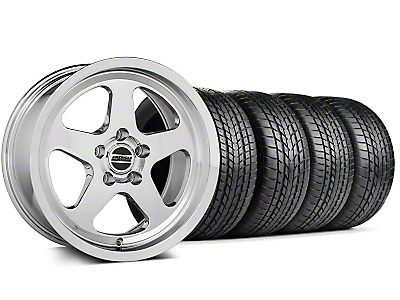 Staggered SC Style Chrome Wheel & Sumitomo Tire Kit - 17x9/10 (99-04 All)