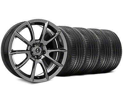 Staggered Super Snake Style Chrome Wheel & Sumitomo Tire Kit - 20x9/10 (05-14 All)