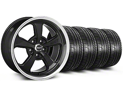 Staggered Mickey Thompson Street Comp SC-5 Wheel & Mickey Thompson Tire Kit - 17x9/10 (99-04 All)