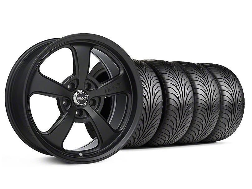 Mickey Thompson SC-5 Flat Black Wheel & Sumitomo Tire Kit - 18x9 (99-04 All)
