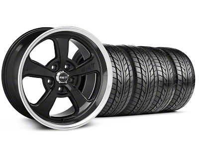 Mickey Thompson Staggered Street Comp SC-5 Wheel & NITTO Tire Kit - 17x9/10 (94-98 All)