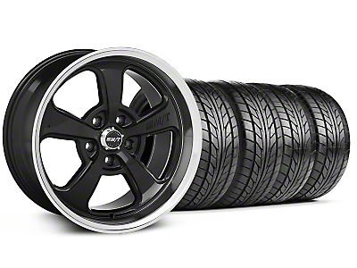 Staggered Mickey Thompson Street Comp SC-5 Wheel & NITTO Tire Kit - 17x9/10 (94-98 All)