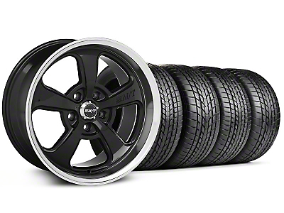 Staggered Mickey Thompson Street Comp SC-5 Wheel & Sumitomo Tire Kit - 17x9/10 (99-04 All)