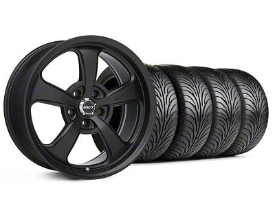 Mickey Thompson Staggered SC-5 Flat Black Wheel & Sumitomo Tire Kit - 18x9/10.5 (99-04 All)