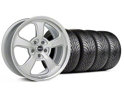 Mickey Thompson Staggered SC-5 Silver Wheel & Sumitomo Tire Kit - 18x9/10.5 (99-04 All)