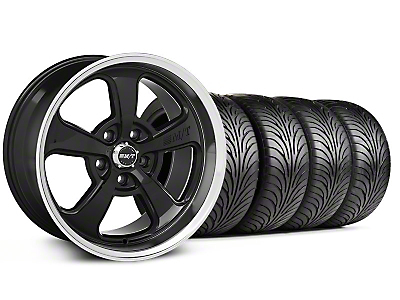 Staggered Mickey Thompson Street Comp SC-5 Wheel & Sumitomo Tire Kit - 18x9/10.5 (99-04 All)