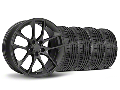 2015 Mustang GT Style Charcoal Wheel & Sumitomo Tire Kit - 19x8.5 (05-14)