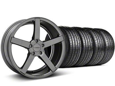 Staggered CV3-R Graphite Wheel & Sumitomo Tire Kit - 19x8.5/10 (05-14 All)