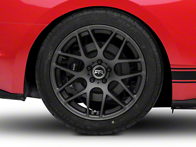RTR Charcoal Wheel - 19x10 (15-16 All)