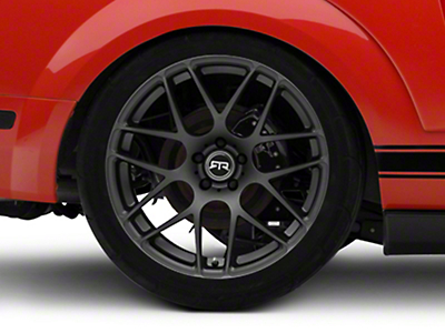 RTR Charcoal Wheel - 20x10 (05-14 All)