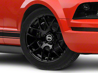 RTR Black Wheel - 19x8.5 (05-14 All)