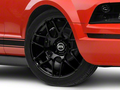 RTR Black Wheel - 20x9 (05-14 All)
