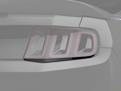 Raxiom Tail Light Conversion Trim (10-12 All)