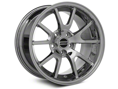 FR500 Style Chrome Wheel - 17x10.5 (94-04 All)