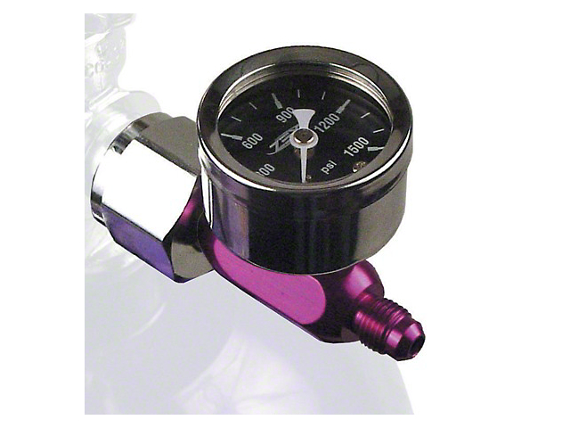 ZEX Nitrous Bottle Pressure Gauge (79-17 All)