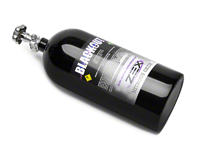 ZEX High Output Blackout Nitrous System (05-10 GT)